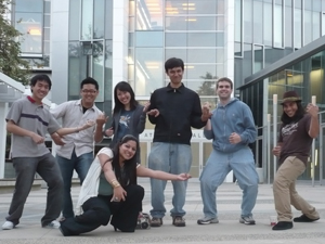 Students in the UCSD MyLab program