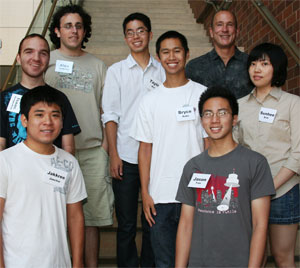 SURF-IT students begin 2009 fellowships