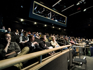 Attendance at the third annual CineGrid workshop was up 25 percent to about 150 participants.