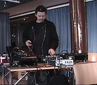 London BBC Resident VJ Kriel