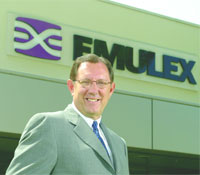 Paul Folino, Emulex CEO