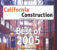 California Construction magazine