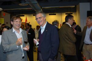Canadian Consulate Tech Reception