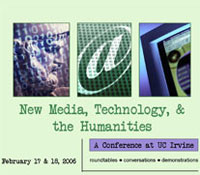 New Media, Technology and Humanities