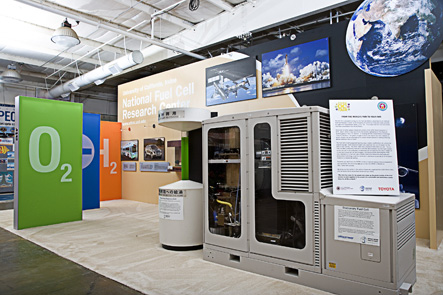 Fuel Cell Exhibit