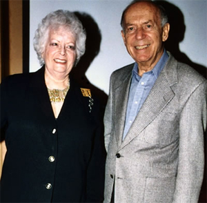 Norma and Reuben Kershaw