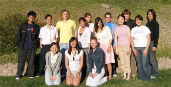 PRIME 2006 Students