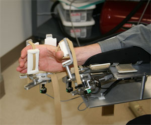 HoWARD, robotic device to aid stroke victims