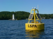 Buoy Lake Sunapee, NH