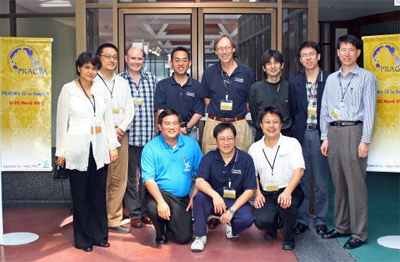 PRAGMA members in Avian flu collaboration funded by TATRC.