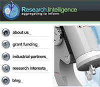 Calit2 Research Intelligence Portal