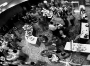 Social Movement video still from aerial camera