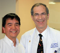GP Li and Dr. Ralph Clayman