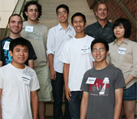 2009 SURF_IT undergraduates begin research fellowships