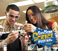 Students will get hands-on science experience at San Diego Science Festival