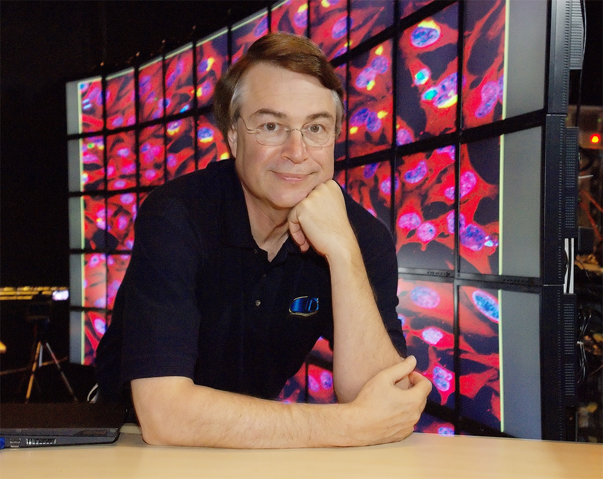 Calit2 Director Larry Smarr