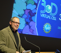 3D Virtual Cell
