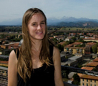 Christine Wittich, IGERT Trainee in Calit2, UC San Diego