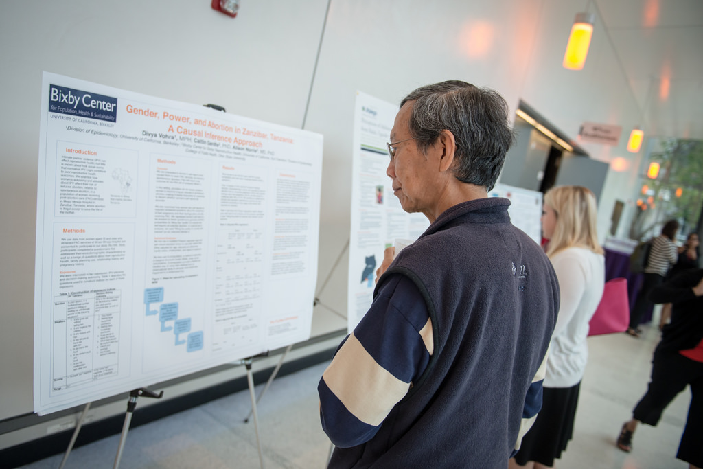 Symposium poster session