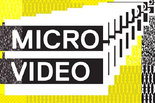 MicroVideo contest organized by The Design Lab in Atkinson Hall