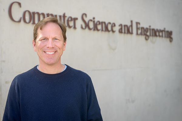CSE Professor Stefan Savage appointed to endowed chair