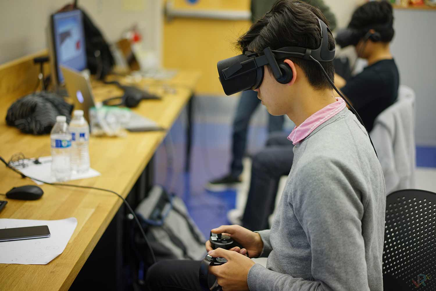 Calit2 : UC San Diego Hosts Its First Virtual Reality