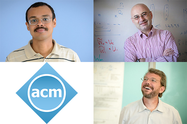 New ACM Fellows from UC San Diego include professors Ravi Ramamoorthi, Alexander Vardy and Geoffrey