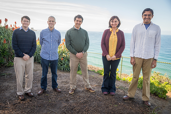 Faculty instructors for UC San Diego