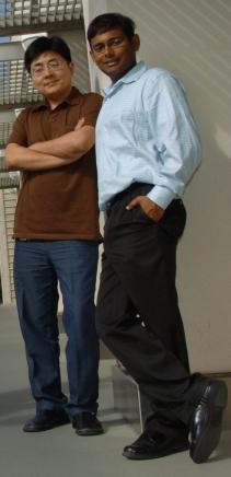 Arnold Cao and Nandan Das
