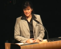 Lisa-Anne Chung of VentureForth at UCSD