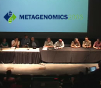 Video of presentations at Metagenomics 2006