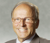 Bertram Lubin, MD, CEO, Children