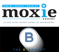 Moxie Center Open House at The Basement