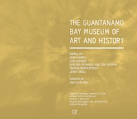 The Guantanamo Bay Museum of Art and History