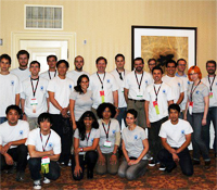 UCSD CSE faculty, staff, students and alumni at USENIX Security 2011