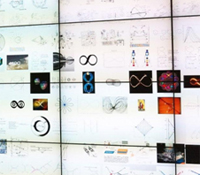 Museum of Future Objects display wall